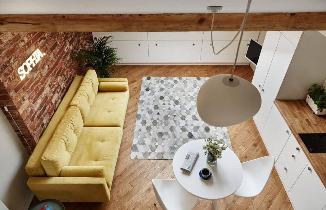 Desain Minimalis Apartment Kecil | Desain-Interiorsurabaya.com