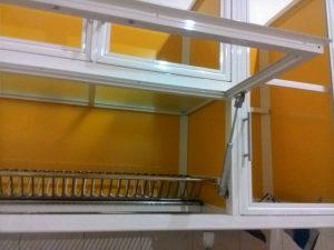 Kitchen Set Aluminium Composite Panel Traffic Club