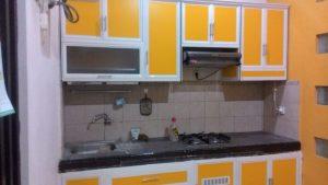 Kitchen Set Alumunium Anti Rayap Acp Kaca Surabaya
